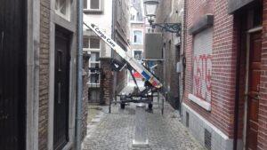 Verhuislift huren Maastricht